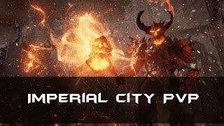 getlinkyoutube.com-[Etaniel ESO] Imperial City PvP - Magicka DK