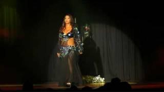 getlinkyoutube.com-Tanyeli Belly Dancer Sydney Australia 2009