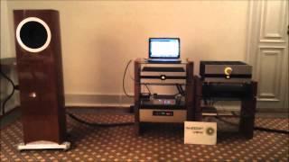 getlinkyoutube.com-ViciAudio - Audio Show 2013 (Part 11) - Tannoy Definition DC10A - Canor Audio (SupportView)