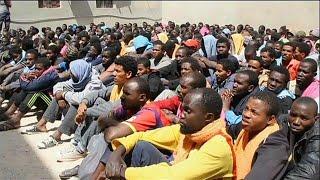 Esclavitud y torturas en los centros de refugiados de Libia