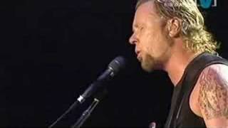 metallica  -  nothing else matters (live big day out 2004 width=