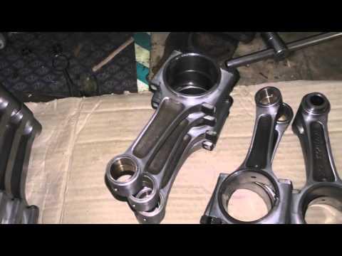Тюнинг (доработка) шатунов двигателя ВАЗ.Облегчённые шатуны ВАЗ 2101 и ВАЗ 2108