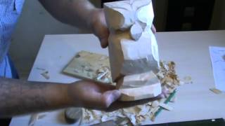 getlinkyoutube.com-как вырезать из дерева сову