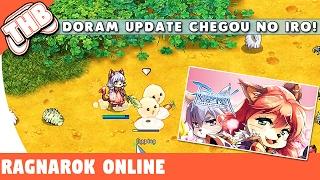 Ragnarok Online - Nova raça Doram chegou no iRO!
