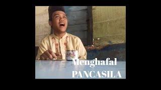 ANAK Kanjeng Sunan Gunung klotok Wali ke -10 (Menghafal Pancasila)