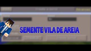 getlinkyoutube.com-Semente Vila de Areia | Minecraft PE 0.11.0
