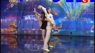 Dançarinos ucranianos humilham na dança...