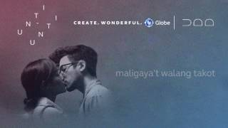 UDD-Unti-Unti Lyric Video (Original Song from Globe Studios' Valentine's Video 2017)