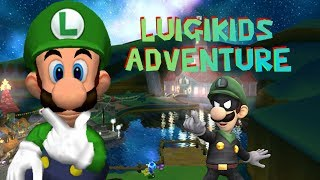 getlinkyoutube.com-LUIGIKIDS ADVENTURE - HATERS GONNA HATE?! S.M.B.X