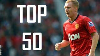 getlinkyoutube.com-Paul Scholes ● Top 50 Goals
