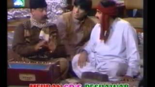 getlinkyoutube.com-Qawali-Ismail Shahid funny Qawali must watch