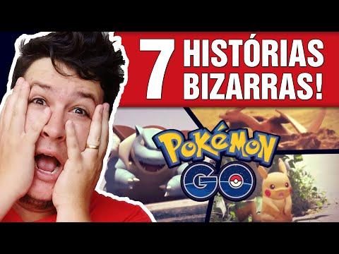 7 Casos Bizarros Envolvendo o Jogo Pokémon Go