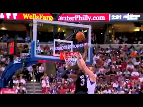 NBA Playoffs 2011 Heat vs. 76ers Game 4 Highlights