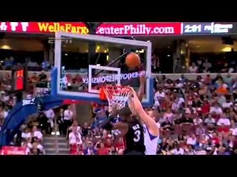NBA Playoffs 2011 Heat vs. 76ers Game 4 Highlights