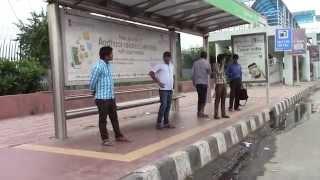 getlinkyoutube.com-Funny Videos 2015 - Funny Pranks - Getting shot in public prank : Funny Beggar