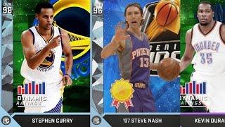getlinkyoutube.com-NBA 2K16 PS4 My Team - Diamond Curry! Dynamic Boxes!