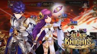 getlinkyoutube.com-Seven Knights #126 (Arena 4,300+) Evan & Karin Awakened เว่อร์วัง อลังฯเสียจริง | xBiGx