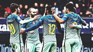 getlinkyoutube.com-FC Barcelona - Top 20 Goals 2016 (English Commentary) HD