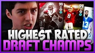 getlinkyoutube.com-THE HIGHEST RATED DRAFT! MADDEN 16 EXTREME DRAFT CHAMPIONS