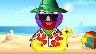 getlinkyoutube.com-Sesame Street Elmo's Guac Pop And Make A Monster