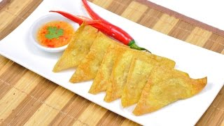 getlinkyoutube.com-เกี๊ยวทอด Fried Wontons