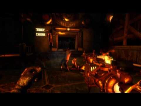 Bioshock 2: Siren Alley Trailer -qzI10pdwr3Y