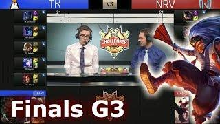 getlinkyoutube.com-Team Kinguin vs Nerv   Game 3 Finals of S7 EUCS Spring 2017 Qualifiers   TK vs NRV G3