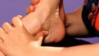 getlinkyoutube.com-How to Relieve Sciatica | Reflexology