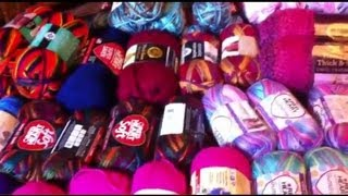 getlinkyoutube.com-Yarn Addiction #5, 24th July 2013