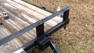 getlinkyoutube.com-Trailer winch install