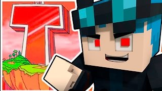 getlinkyoutube.com-Minecraft Evil DanTDM vs Teen Titans GO! The Evil Diamond Minecart! (Minecraft Superhero Roleplay)