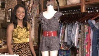 getlinkyoutube.com-How to Turn a Dress Into a Jumpsuit : Fashion Advice