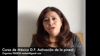 Testimonio del curso de Fosfenismo de México D.F.