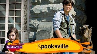 """SPOOKSVILLE - Episode : """"La ville de la peur"""" (Série TéléTOON+)"""