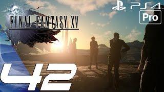 getlinkyoutube.com-FINAL FANTASY XV - Gameplay Walkthrough Part 42 - Shield of Just & Sealed Door Key (PS4 PRO)