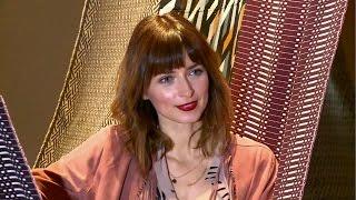 Vorschau: Eva Padberg auf der Heimtextil