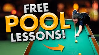 getlinkyoutube.com-FREE POOL LESSONS! - Pool's Biggest Secrets Revealed 3 - Controlling the Cue Ball!