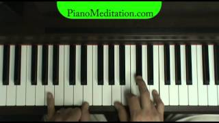 Shout to the Lord - How to Play Contemporary Christian Piano