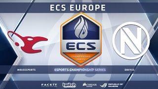 getlinkyoutube.com-Mousesports vs EnVyUs - Dust 2 (ECS Season 2 Europe)