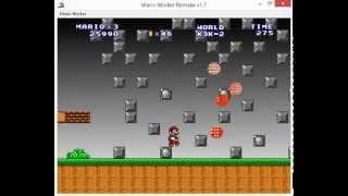 getlinkyoutube.com-Mario Worker Remake v1.7 Mi World K3K