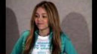 getlinkyoutube.com-Mileys Audition tape for Hannah Montana