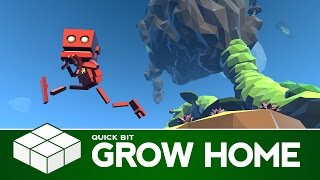 getlinkyoutube.com-Quick Bit - Grow Home | PC Gameplay & First Impressions