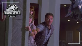 getlinkyoutube.com-Jurassic World: Final Battle (Behind the Scenes)
