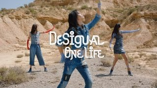getlinkyoutube.com-Desigual One Life (Official Music Video) – Exotic Jeans AW16