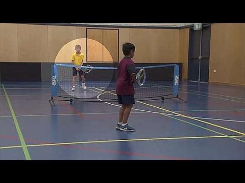 <p>Demonstration: Striking (tennis)</p>