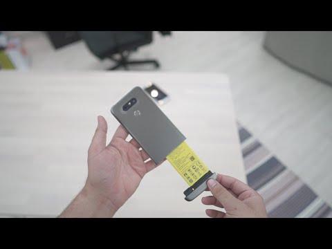 LG G5 مراجعة جهاز