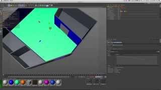 getlinkyoutube.com-C4D R16_新功能【建築模型】