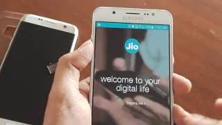 getlinkyoutube.com-How to use Activated Jio sim  under  Samsung Jio preview offer on Samsung J7 2016(New)?