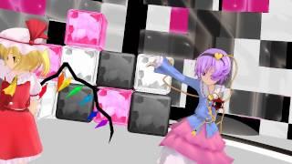 getlinkyoutube.com-【東方MMD】magnet【さとフラ】