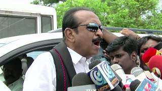 getlinkyoutube.com-My Son is a Distributor for Tobacco Products - Smoking Is Not  Harm As Alcohol - Vaiko Getting Angry